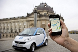 car2go App