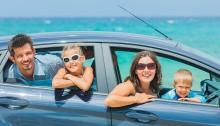 Carsharing im Urlaub