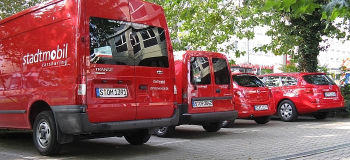 stadtmobil Stuttgart