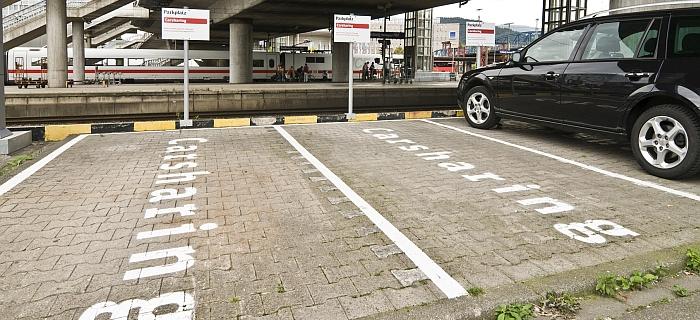 Stationsgebundenes Carsharing